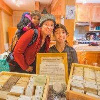 Morning Glory Goatmik Soaps is a family affair, making wonderfully soft and fragrant soaps from their very own goat herd!